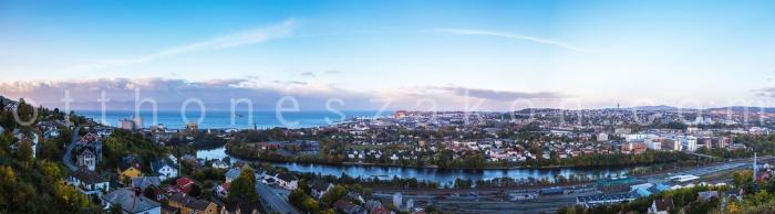 Trondheim latkepe a byåseni kilatorol